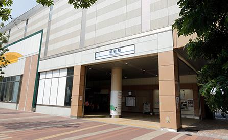 糀谷駅中央口改札
