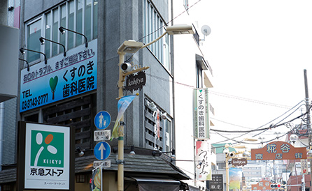 糀谷駅前京急ストア